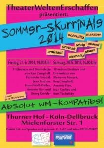 Sommer-Skurrinale 2014